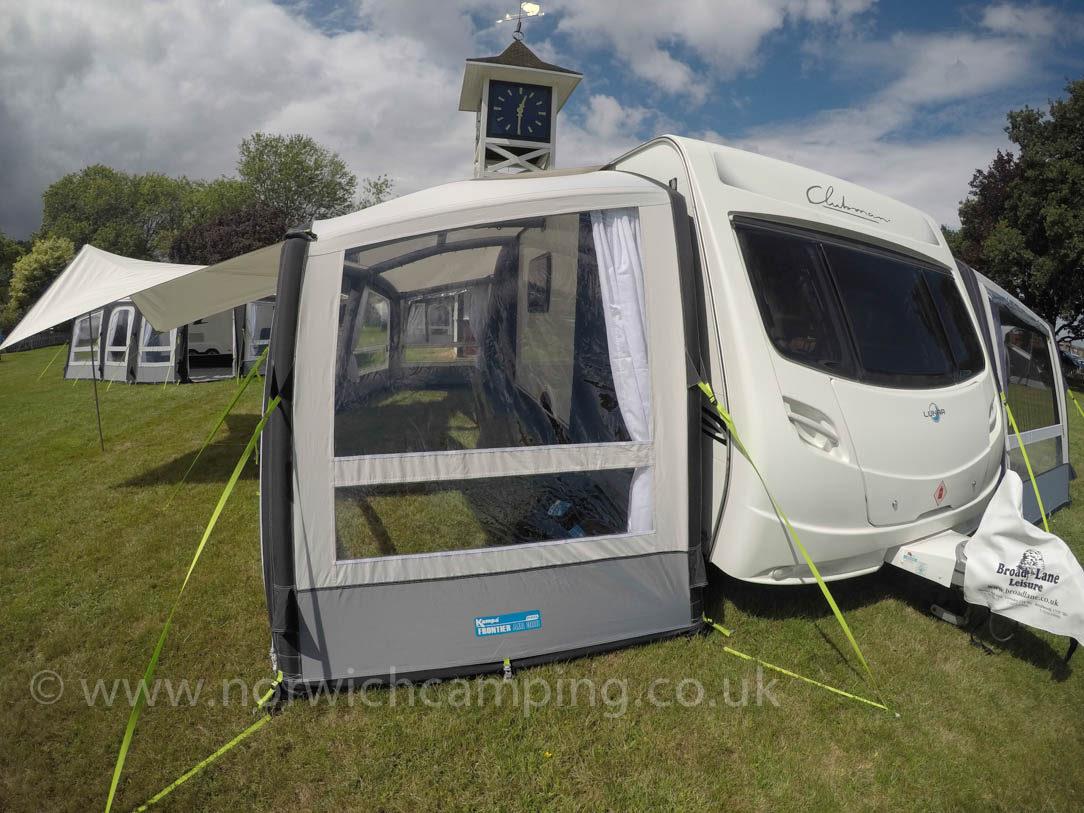 Kampa Frontier 300 Air Pro Caravan Awning 2018 10