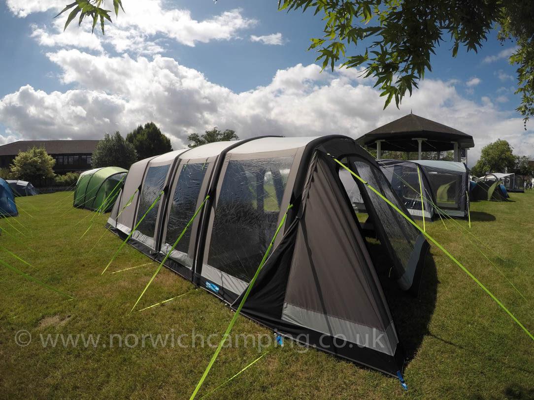 Kampa Hayling 6 Classic Air Tent 2018 1