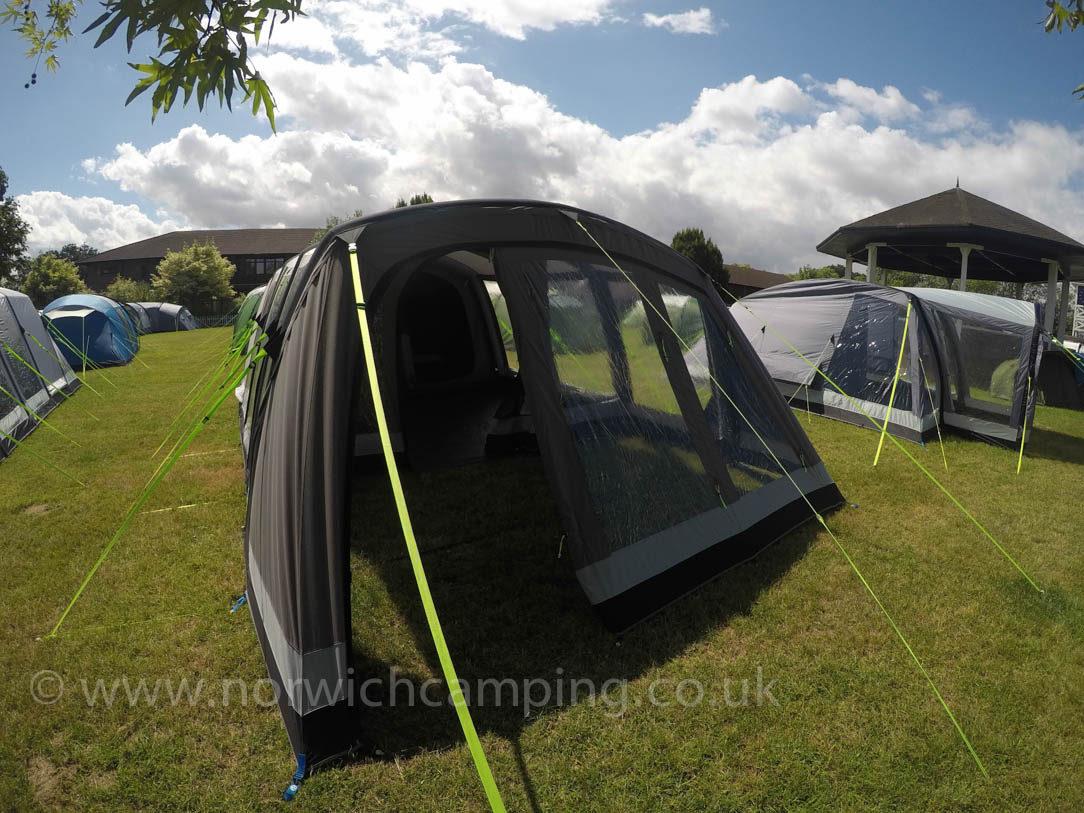 Kampa Hayling 6 Classic Air Tent 2018 2