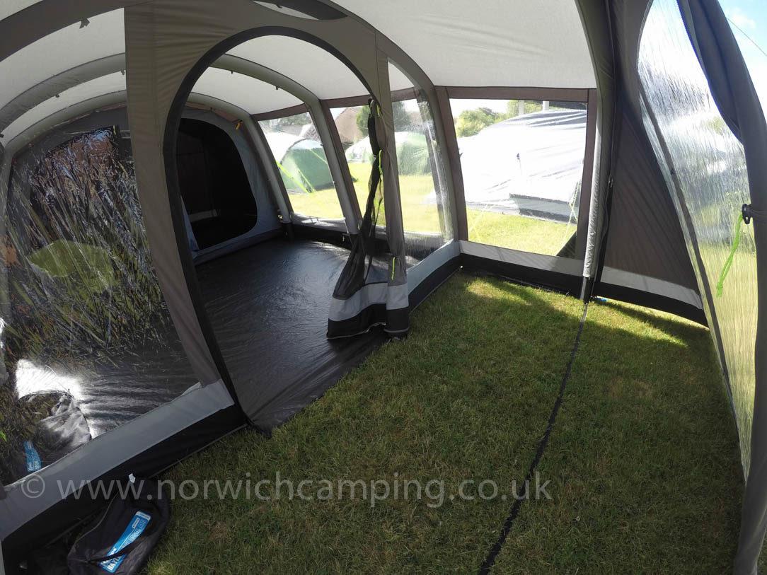 Kampa Hayling 6 Classic Air Tent 2018 3