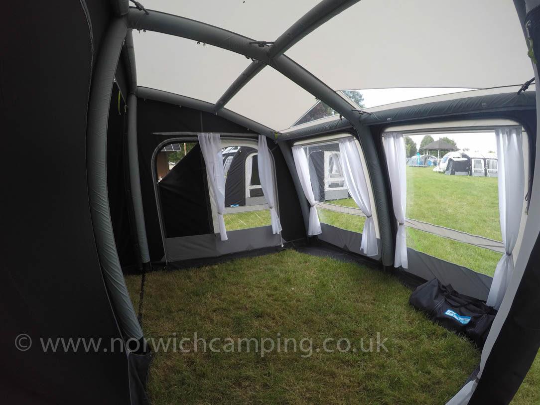 Kampa Motor Rally Air Pro 330 Driveaway Awning 2018