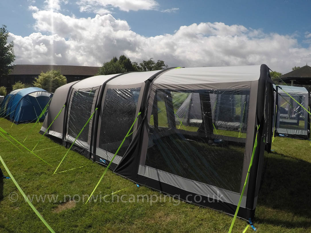 Kampa Hayling 4 Classic Air Pro Tent 2018