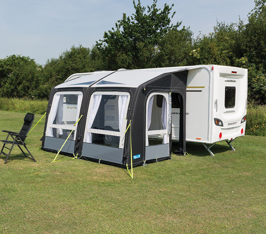Kampa Rally Air Pro 330 awning 2018