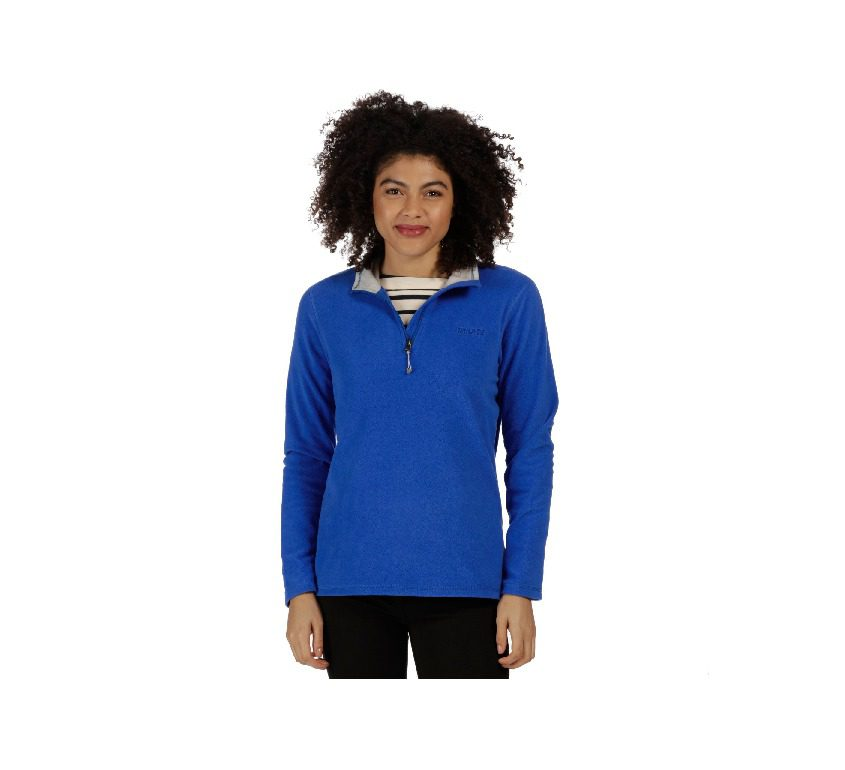 Regatta Sweethart Fleece - Dazzling Blue / Light Steel