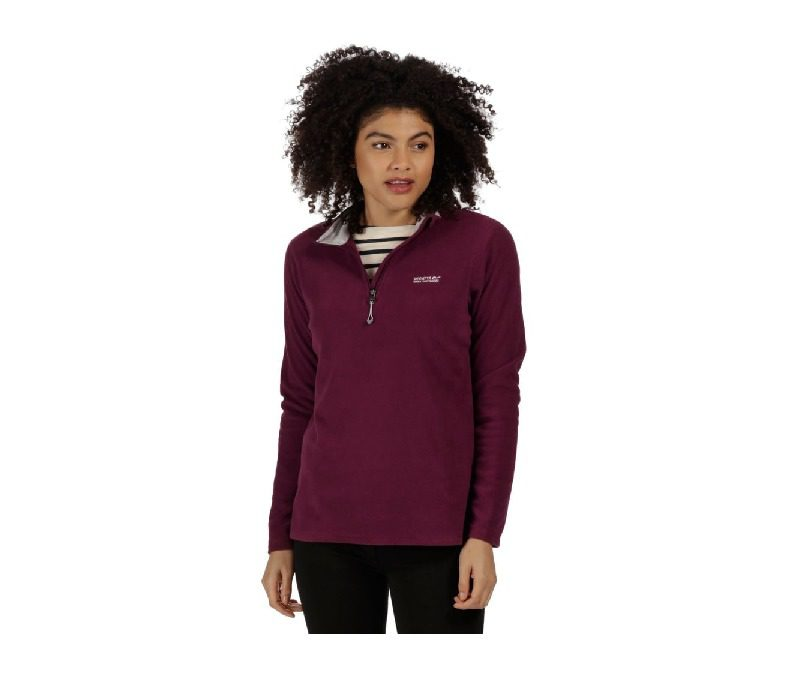 Regatta Sweethart Fleece - Fig / Light Steel
