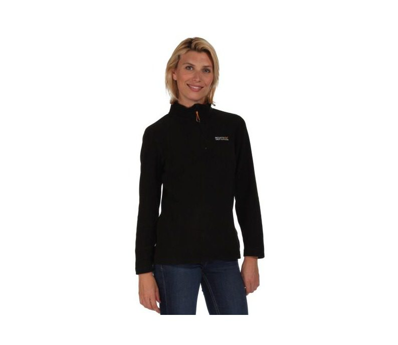 Regatta Sweethart Fleece - Black / Blackcurrent