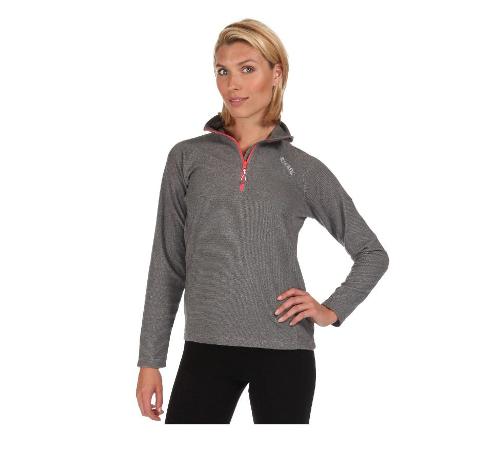 Regatta Women's Montes Fleece - Light Steel