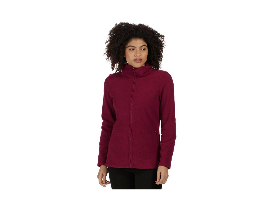 Regatta Cathie III Fleece - Dark Pimento