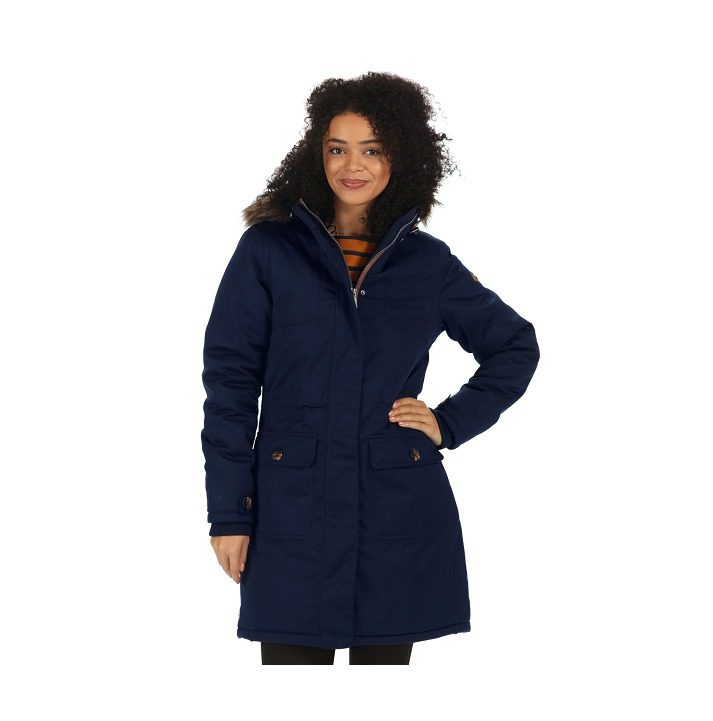 Regatta Saphie Jacket - Navy