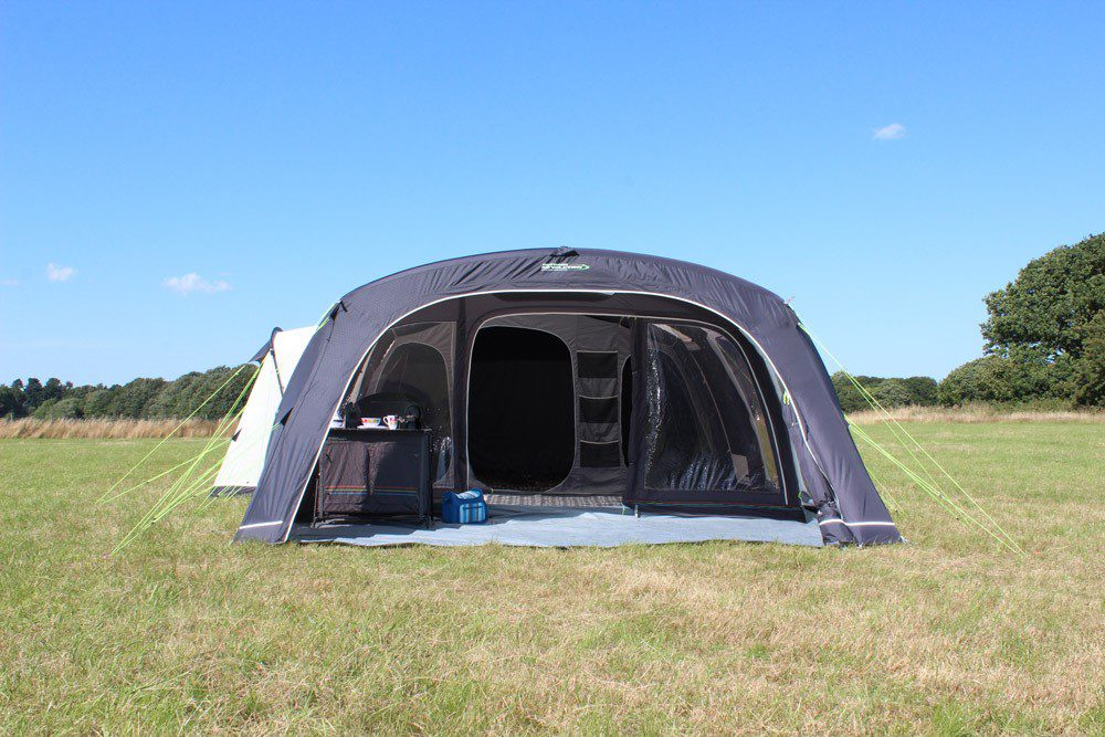 Outdoor Revolution Airdale 7 Tent front view 2018