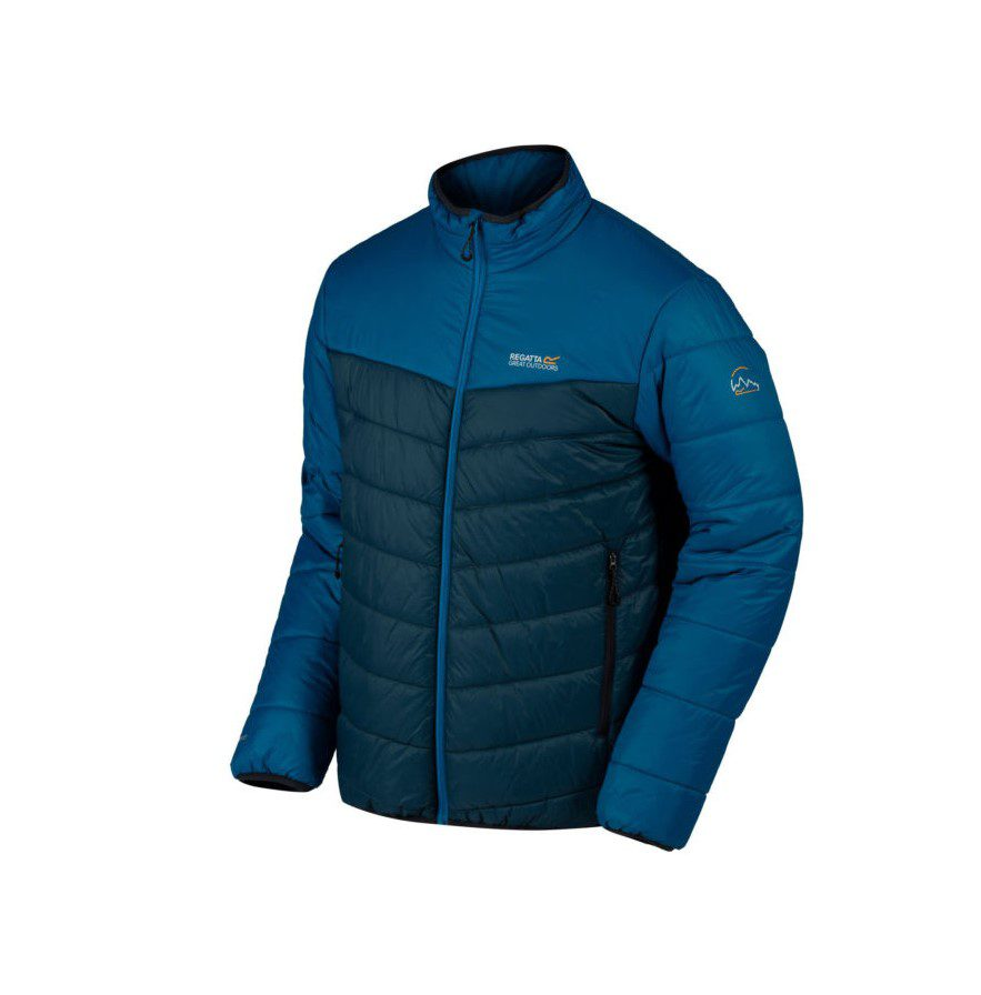 Regatta Icebound III Jacket - Petrol Blue