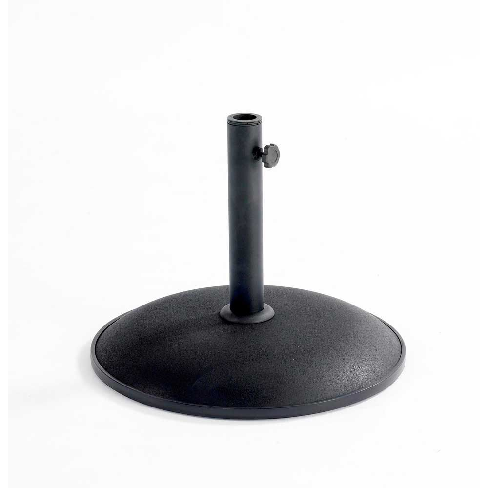 Hartman 15kg Black Parasol Base