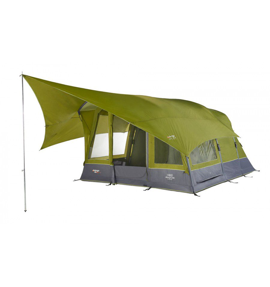 Vango Amalfi 500 Airbeam Tent 2018 3