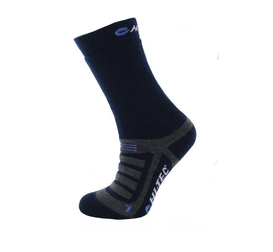 Hi-Tec Trek Midweight Socks - navy