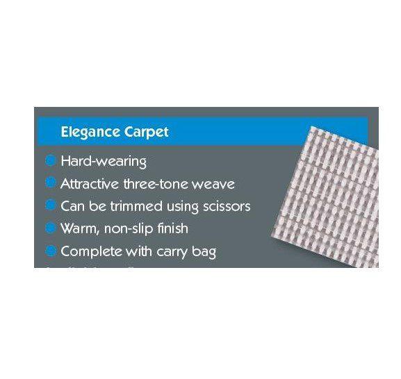 Kampa elegance carpet 2018