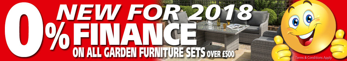 Garden Furniture 2018 Finance