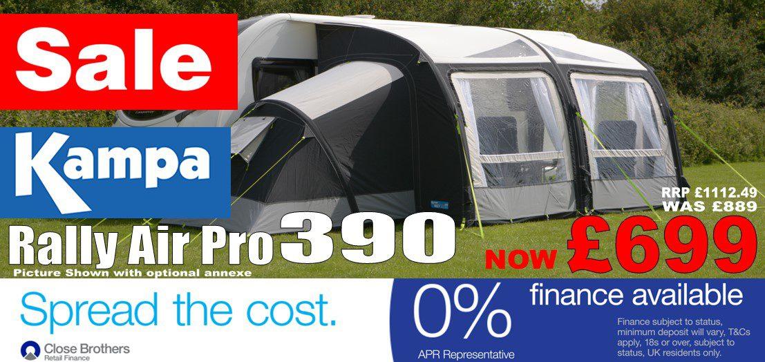 Rally Air Pro 390 2017 Sale