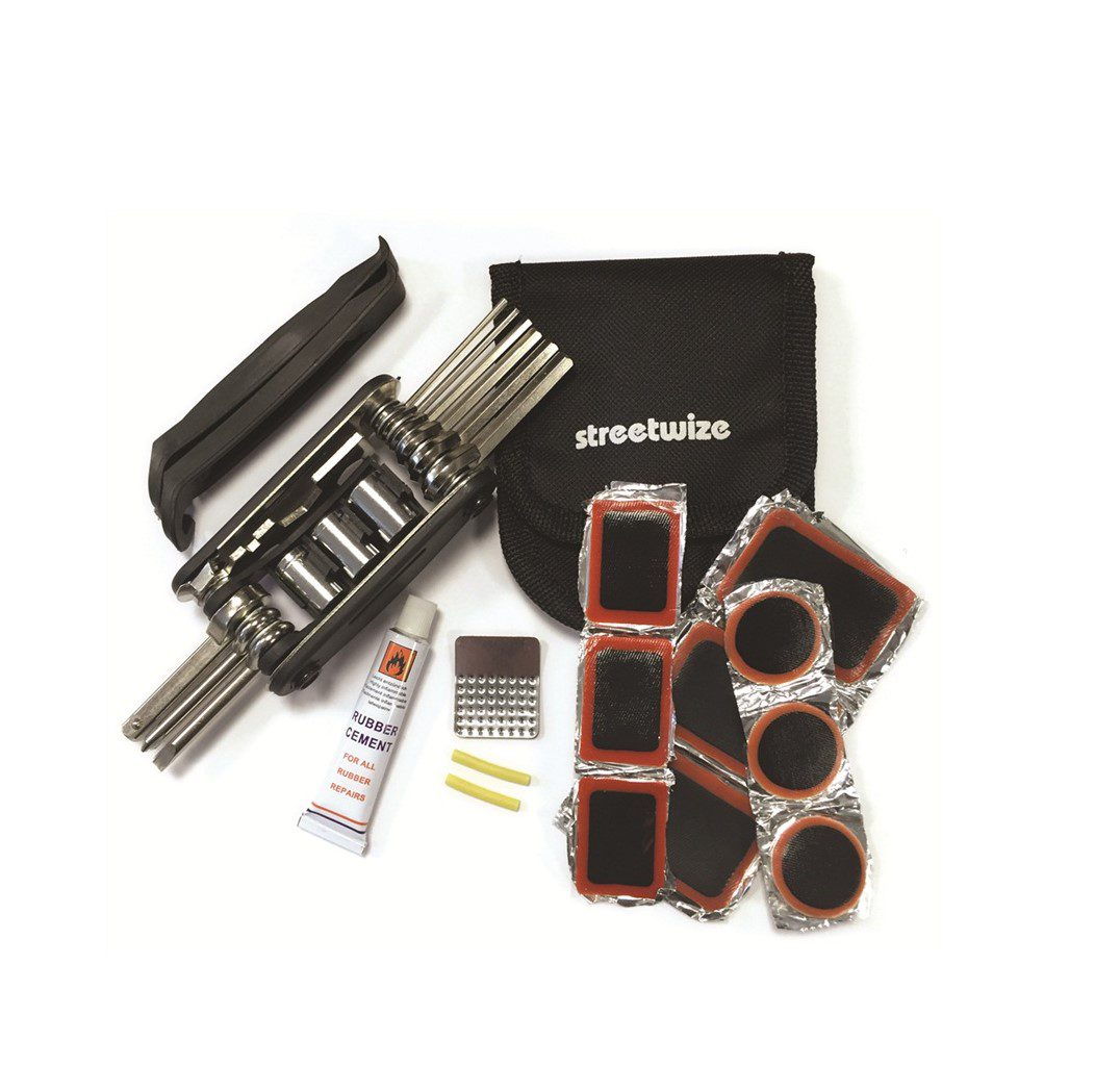 Streetwize Cycle Puncture repair kit