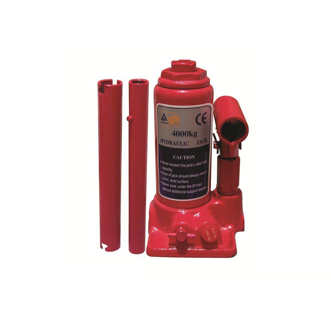 Streetwize 4 tonen hydraulic bottle jack