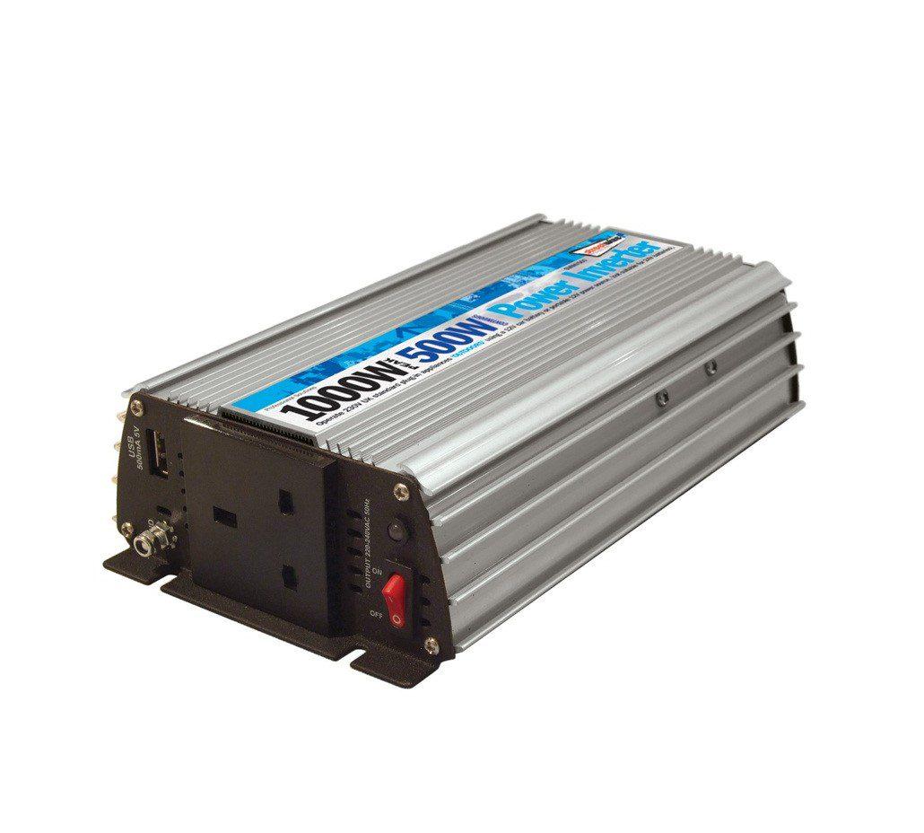 Streetwize AC + DC Power inverter