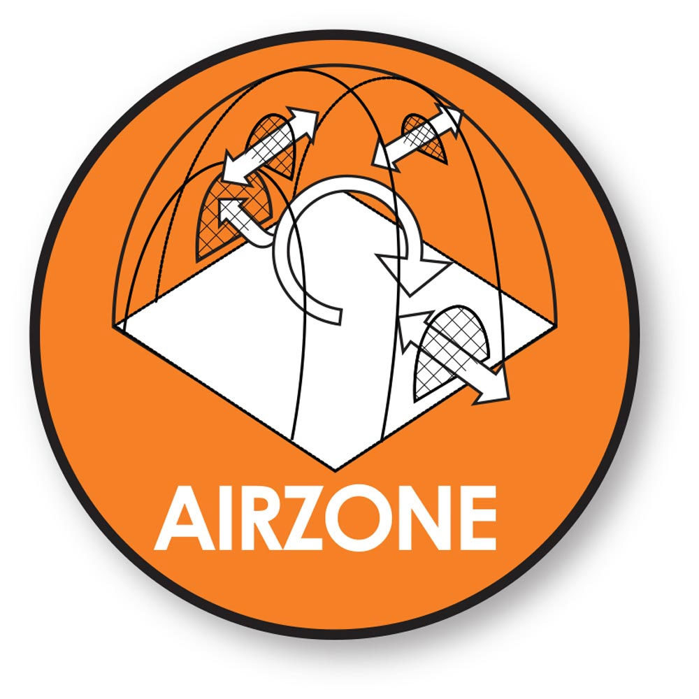 Air Zone Ventilation
