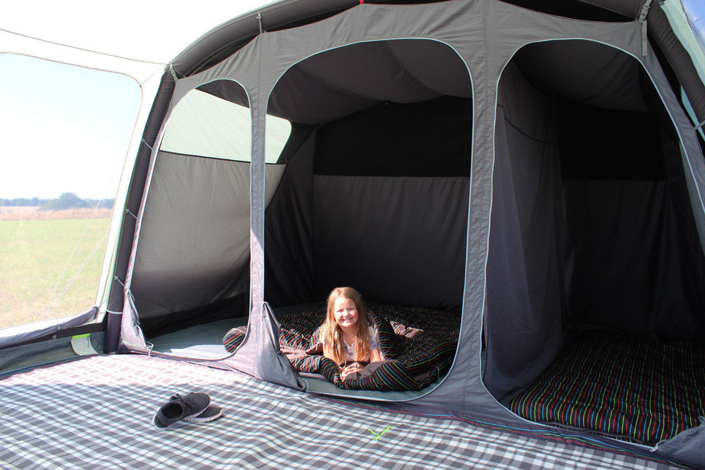 Outdoor Rev Airedale 6 Tent 1