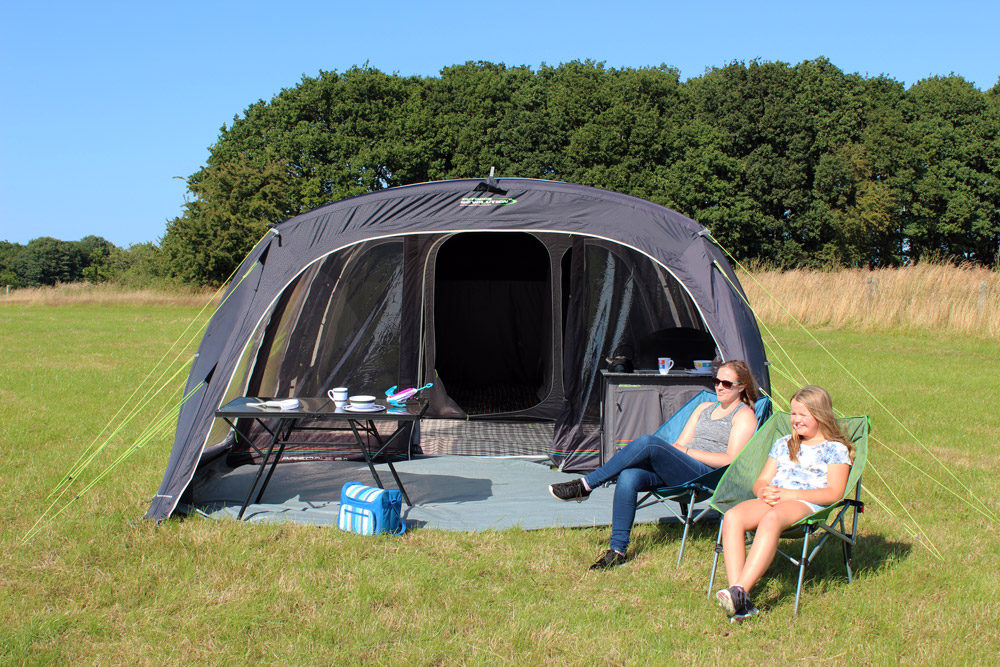 Outdoor Rev Airedale 6 Tent 3