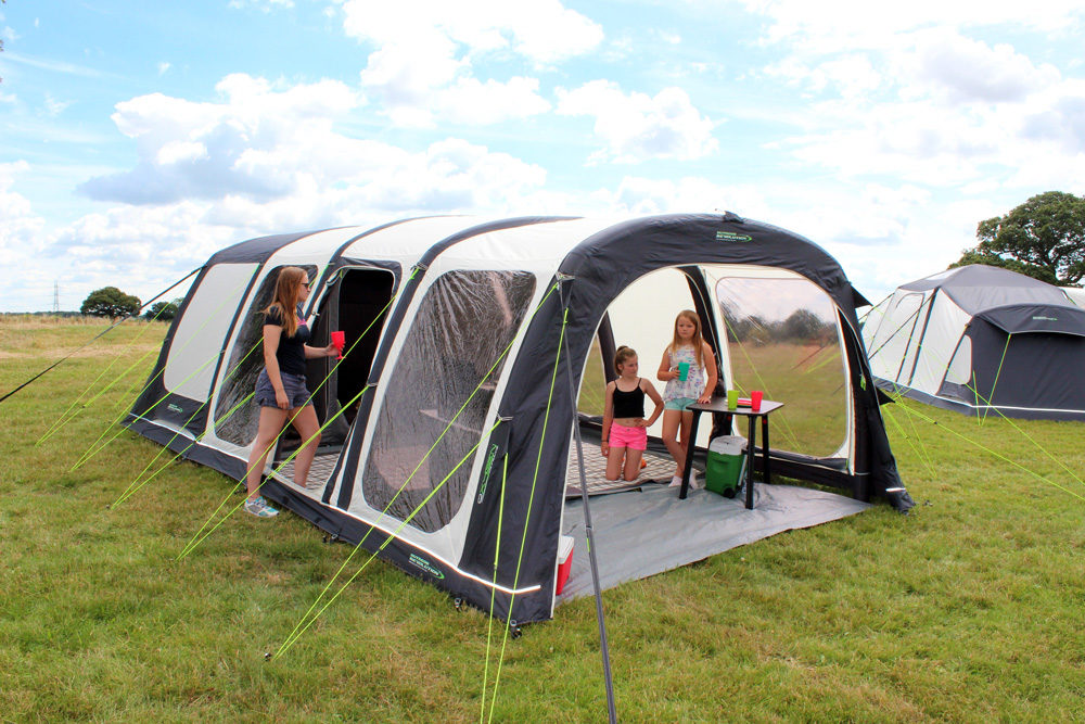 Outdoor Rev Airedale 6 Tent 6