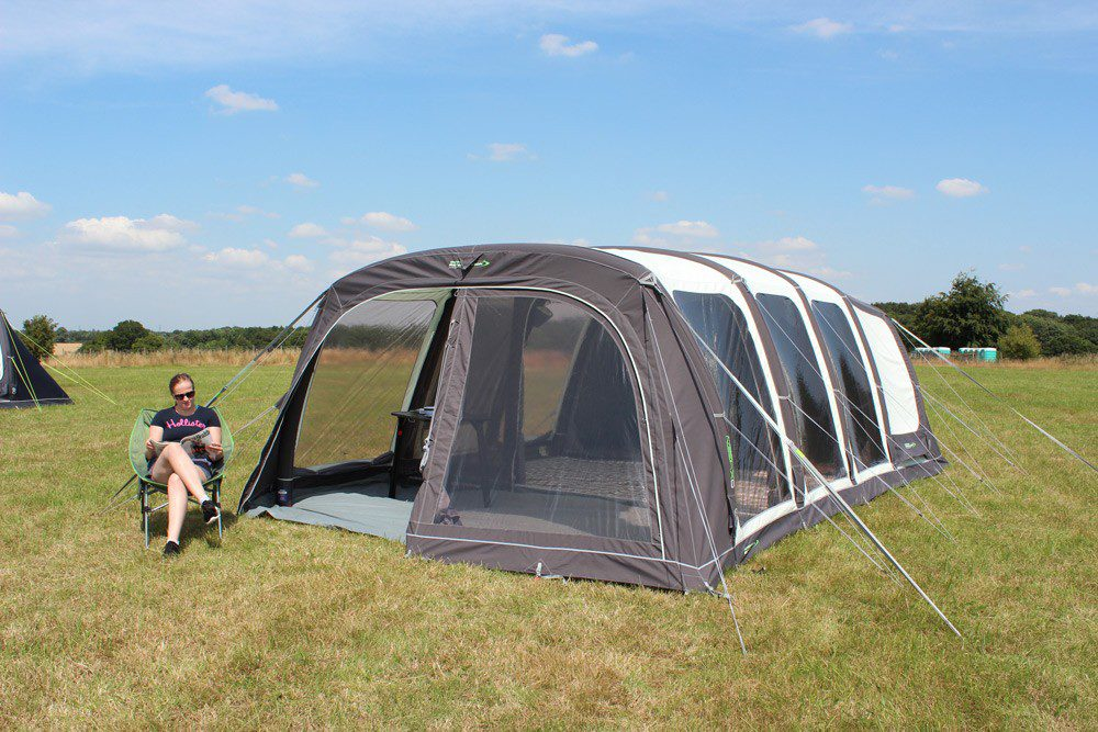 Outdoor Rev Airedale 6 Pro Climate 5