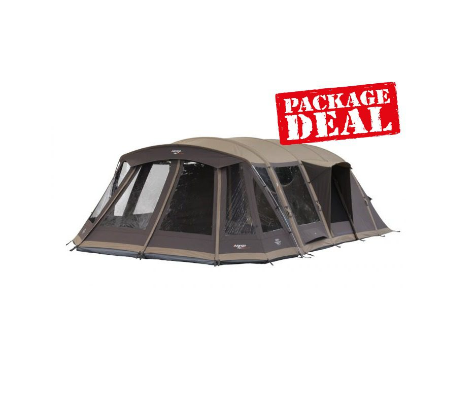 Vango Homestead Tc 600Xl Package Deal