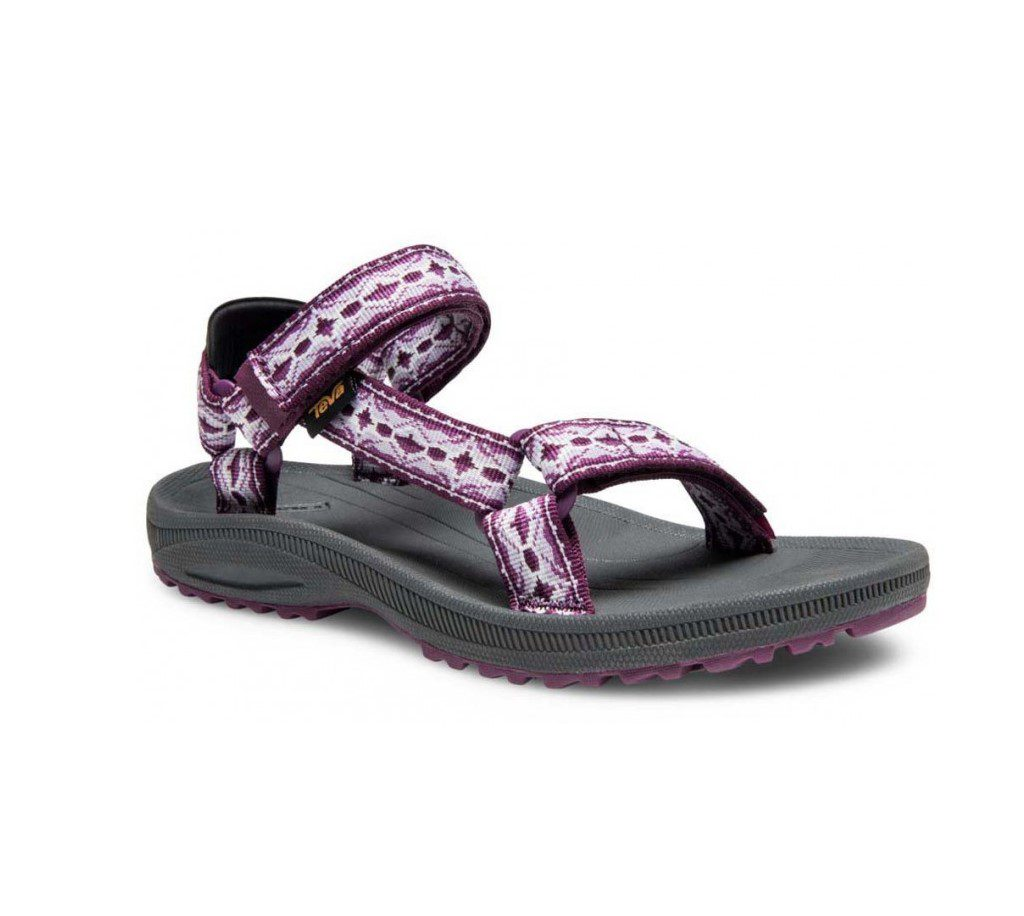 Teva Womens Antigua Sandal - Bright Purple