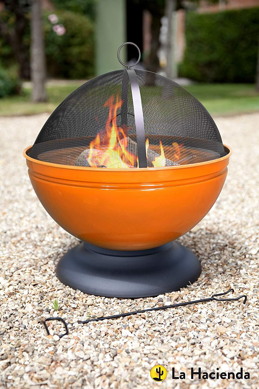 La Hacienda Globe Fire Pit