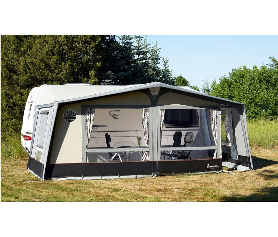 Isabella Commodore Dawn Full Awning