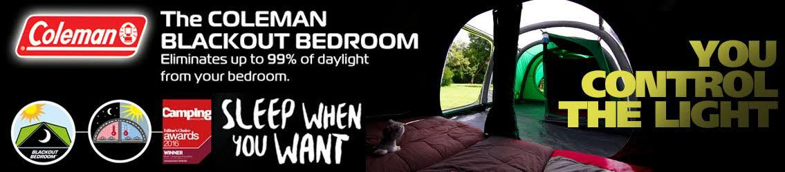 Coleman Black Out Bedrooms