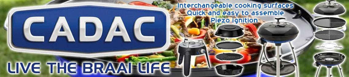 CADAC Live The Braai Life Banner