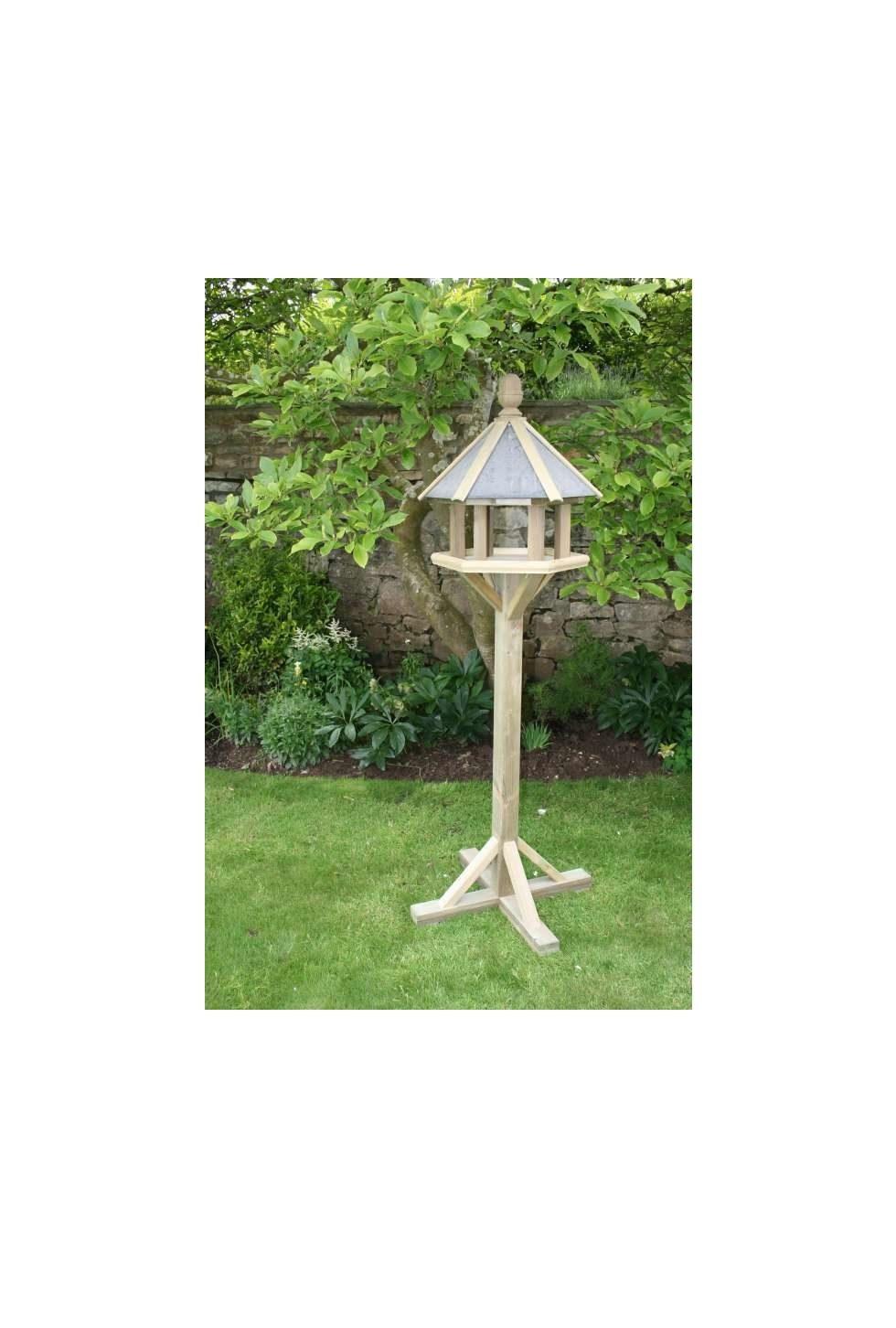 Hutton Windsor Slate Bird Table