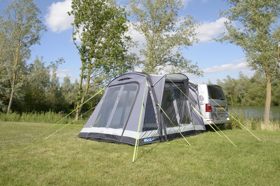 Kampa Motion Air Driveaway Awning Norwich Camping 1
