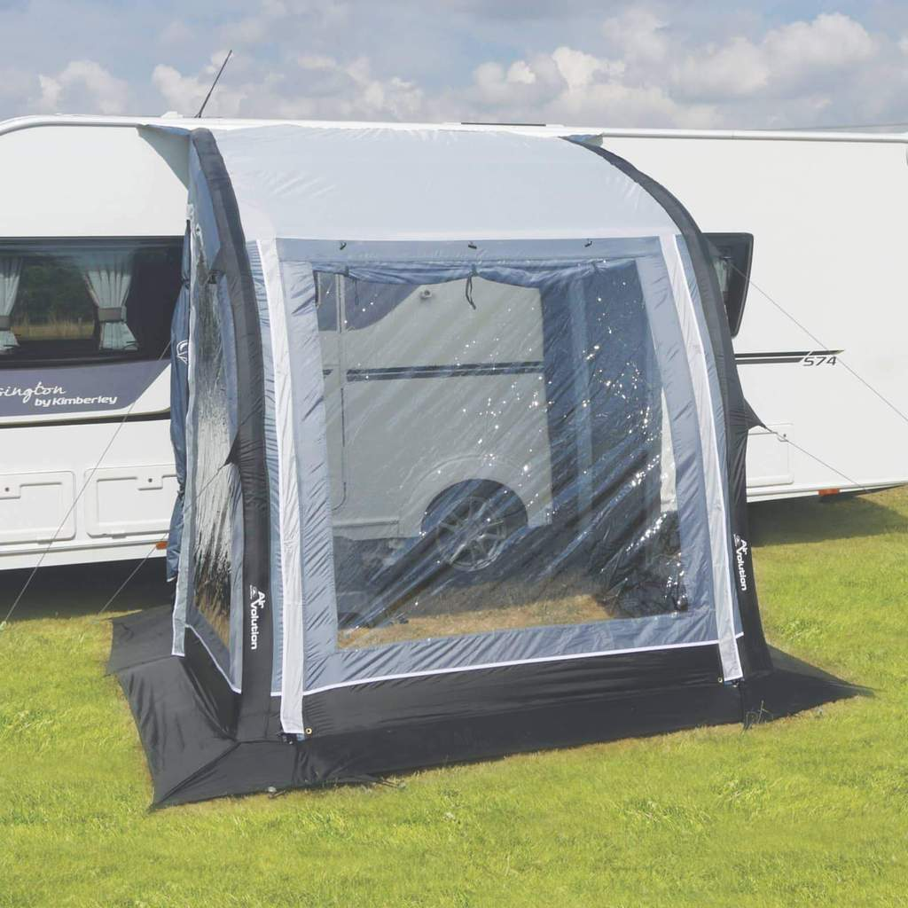 Sunncamp Ultima Versara Air 200 AirVolution Awning - Grey 2019