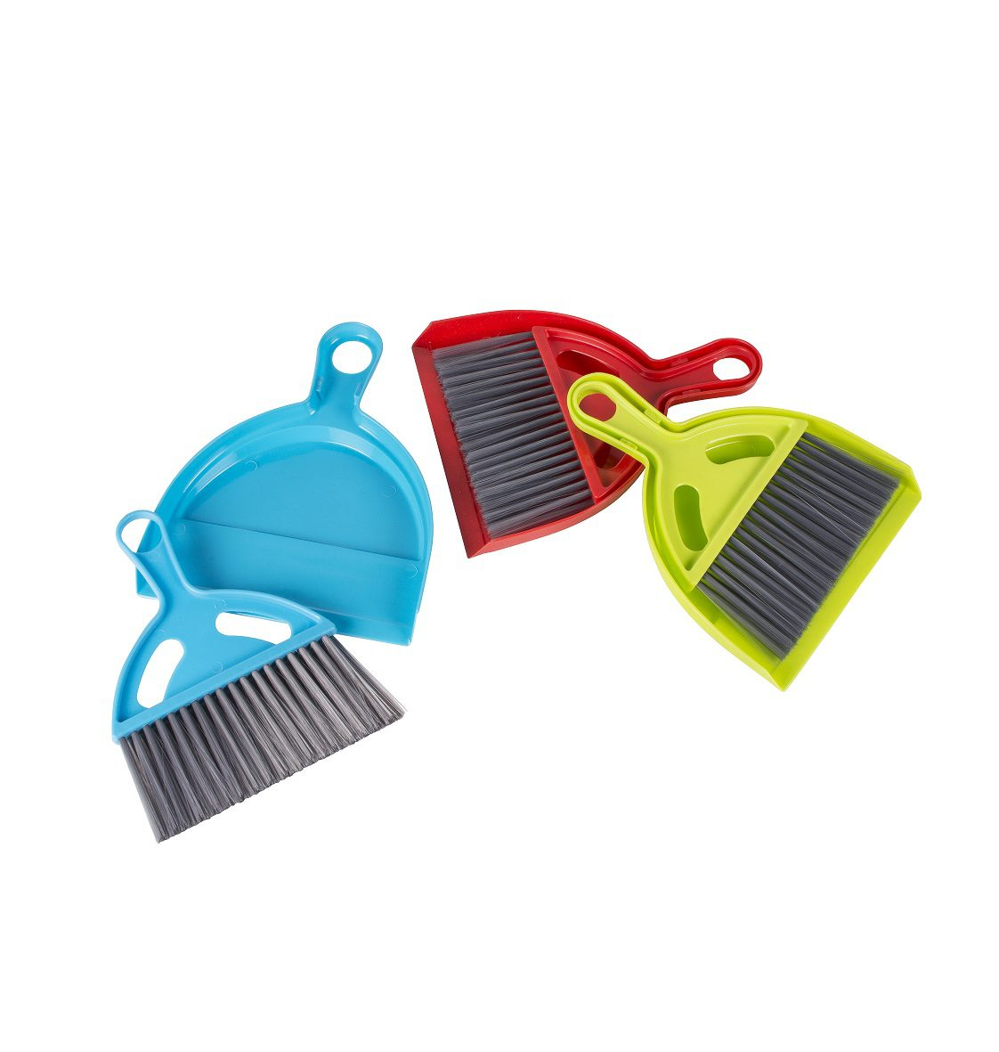 Kampa Bristle XL Dustpan and Brush - AC0251