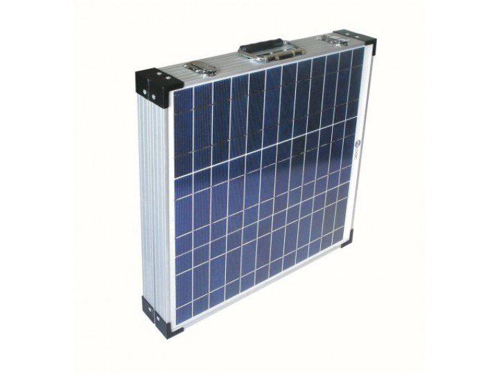 Solar Technology PV Logic 60wp Fold Up Solar Panel - STFP60