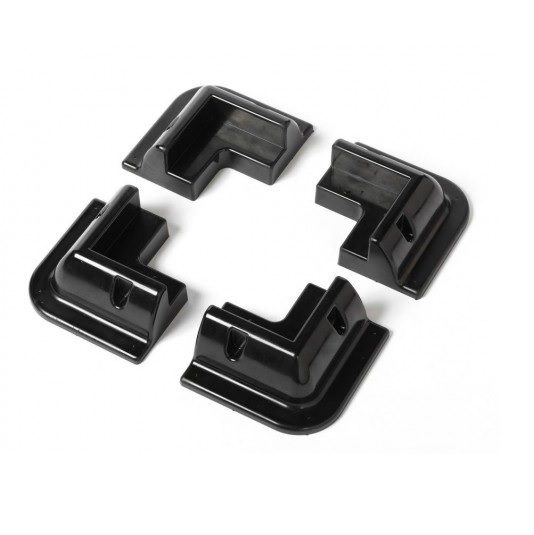 Solar Technology International Solar Mounting Profiles Corner Support Block - STMP001