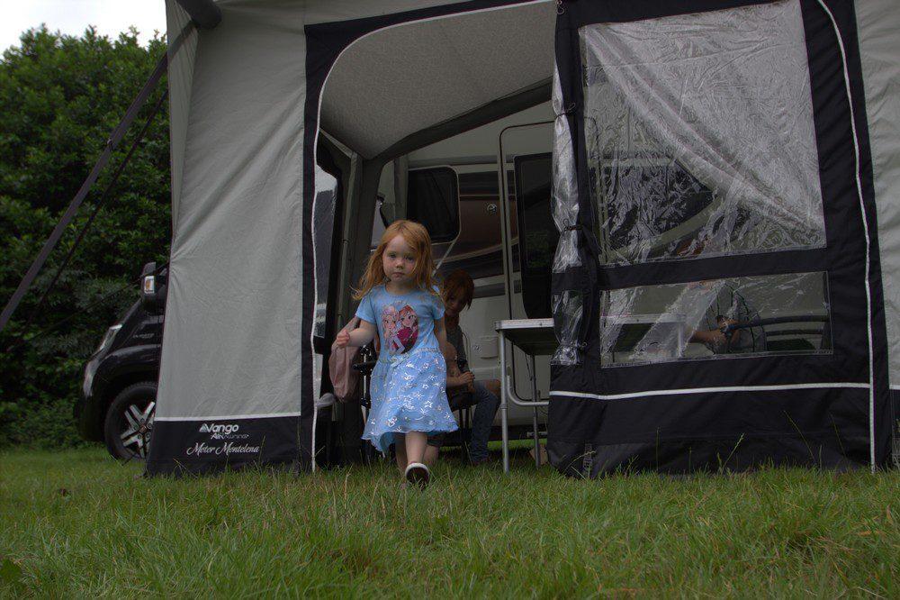 Vango Motor Montelena 330 Motorhome Awning 2020 Norwich Camping 7