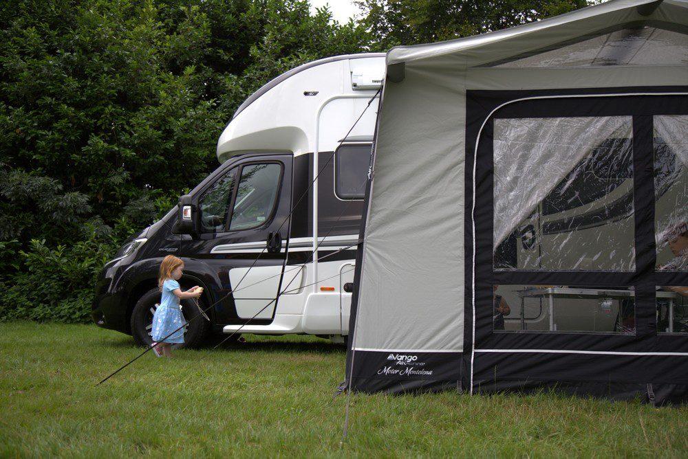 Vango Motor Montelena 330 Motorhome Awning 2020 Norwich Camping 8