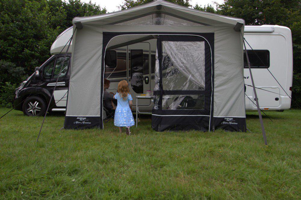 Vango Motor Montelena 330 Motorhome Awning 2020 Norwich Camping 9
