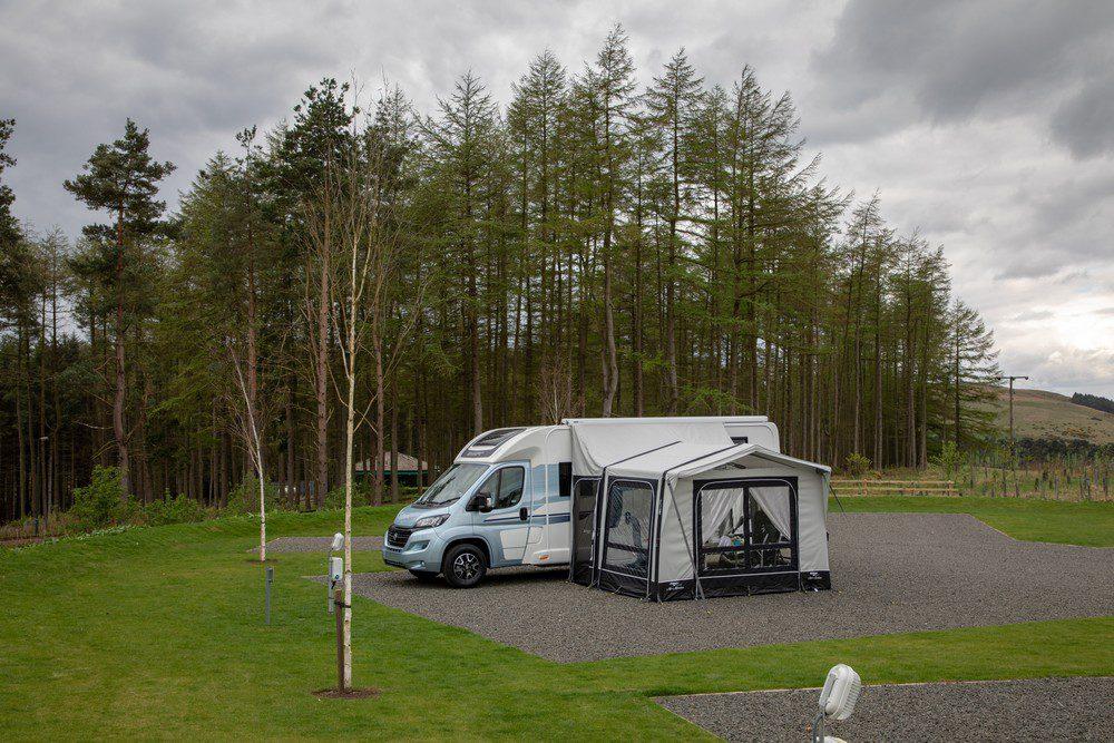 Vango Motor Montelena 330 Motorhome Awning 2020 Norwich Camping 10