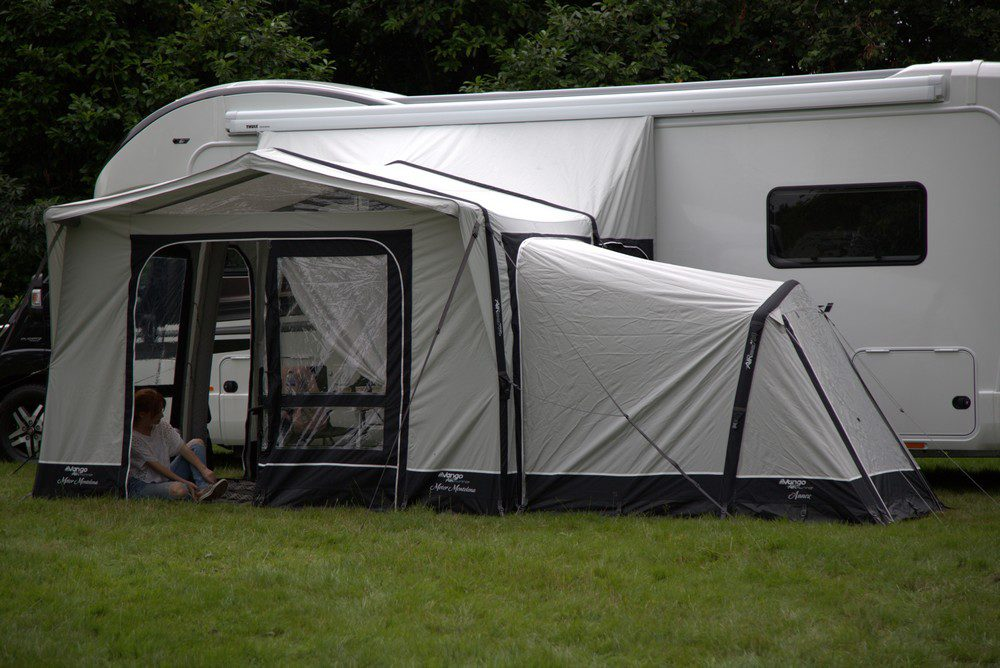 Vango Motor Montelena 330 Motorhome Awning 2020 Norwich Camping 11 With Annexe