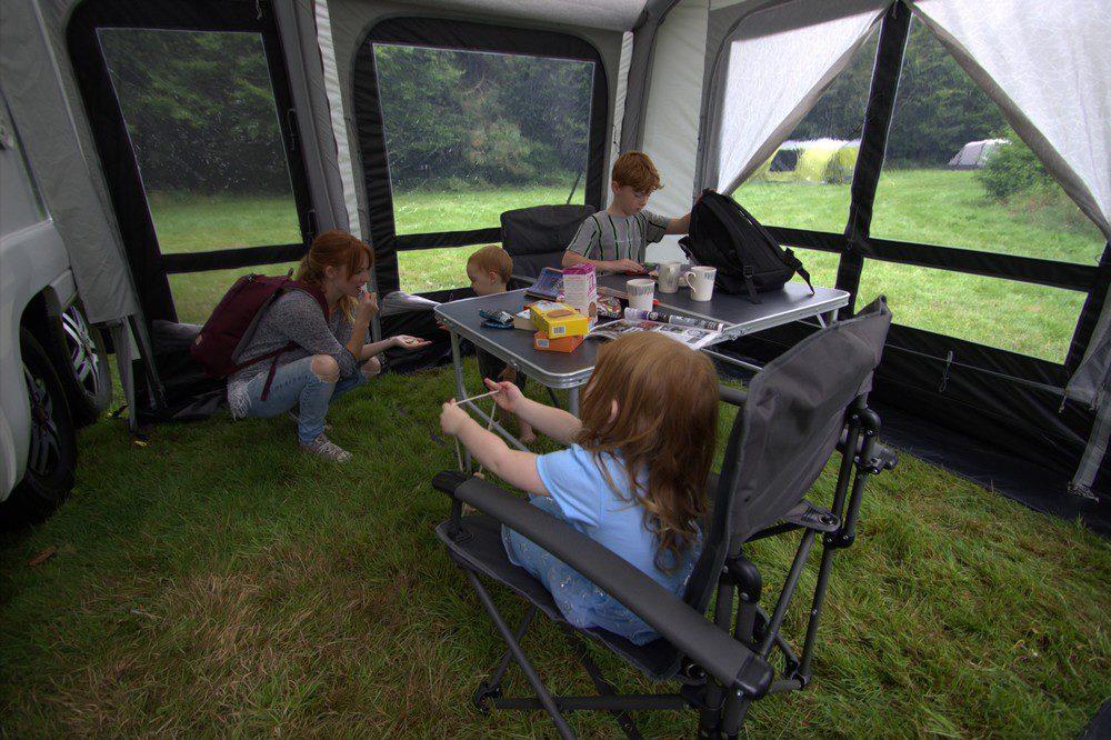 Vango Motor Montelena 330 Motorhome Awning 2020 Norwich Camping 15