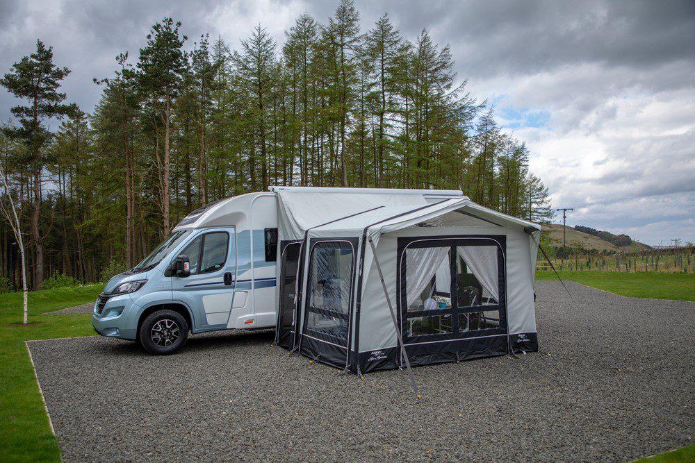 Vango Motor Montelena 330 Motorhome Awning 2020 Norwich Camping 1