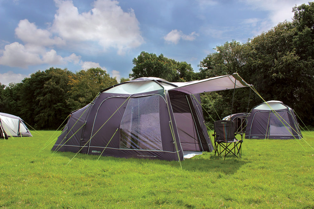 Outdoor Revolution Turismo Xls2 Driveaway Awning 2020 Norwichcamping 1