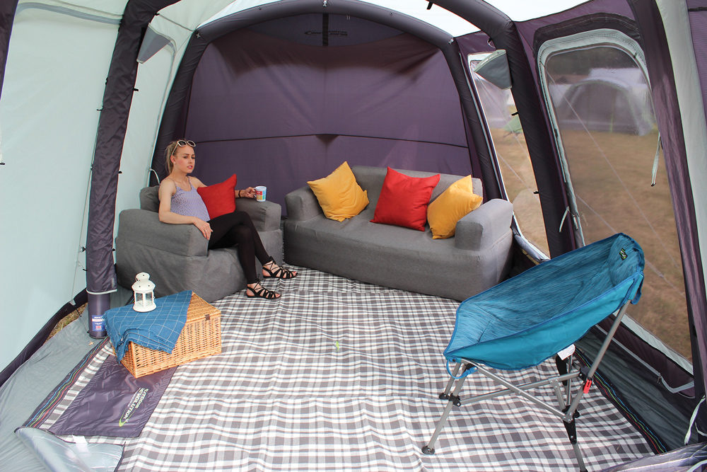Outdoor Revolution Movelite T4 Driveaway Awning Norwich Camping 5